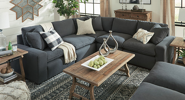 Modern Living Room Furnishings In Baytown, TX